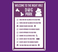 NightVale Dog Park by lingus