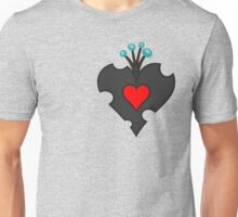 Have a Heart (Over Heart) Unisex T-Shirt