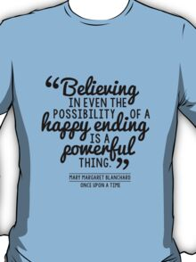 Happy Ending - Mary Margaret T-Shirt