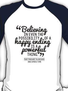 Happy Ending - Mary Margaret T-Shirt