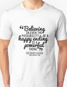Happy Ending - Mary Margaret Unisex T-Shirt
