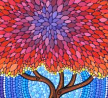 Autumn Blossoms Sticker
