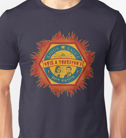 Opie and Thurston's Hot Sauce Unisex T-Shirt