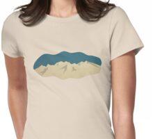 Kanchenjunga Tee Womens Fitted T-Shirt