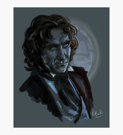 Eighth Doctor Photographic Print