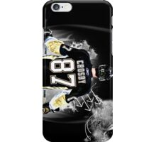 Sidney Crosby Pittsburgh Penguins iPhone Case/Skin