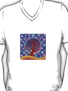 moontime illuminated orb tree T-Shirt