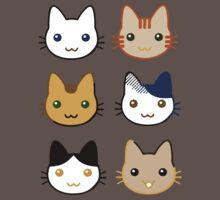 cute cats <3 One Piece - Short Sleeve
