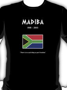 Madiba (Nelson Mandela) T-Shirt