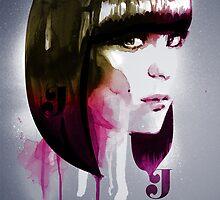 Jessie J by Mark Dickson
