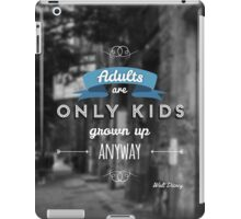 Disney - Quote iPad Case/Skin