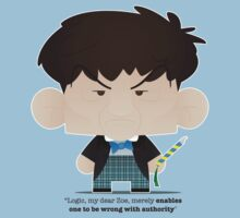 The Second Doctor Baby Tee