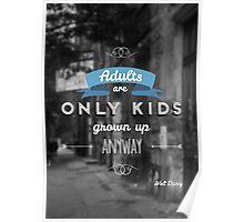 Disney - Quote Poster