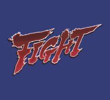 Streetfighter - Fight by edskimo8