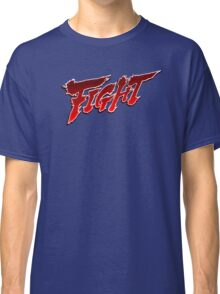 Streetfighter - Fight Classic T-Shirt