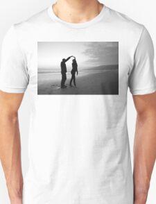 Beach // Love // Dance Unisex T-Shirt