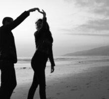 Beach // Love // Dance Sticker