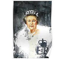 The Queen - Elizabeth II Poster