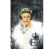 The Queen - Elizabeth II Photographic Print