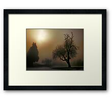 Just One Of Thoes Things ~ Snow ~ Framed Print