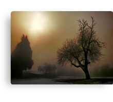 Just One Of Thoes Things ~ Snow ~ Canvas Print