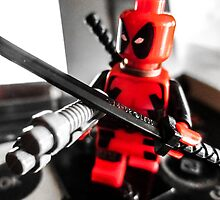 Deadpool by sycoticatalyst