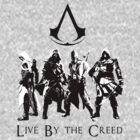 Live By The Creed by Blandy342