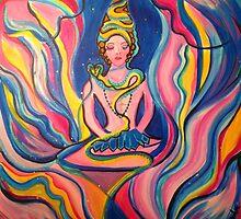 Beneath the Veil by jonkania
