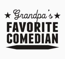 Grandpa's Favorite Comedian Kids Clothes