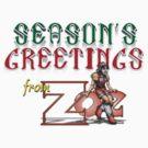 Season's Greetings from Zoe by Lee Edward McIlmoyle
