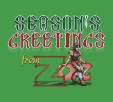 Season's Greetings from Zoe Kids Clothes