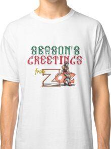 Season's Greetings from Zoe Classic T-Shirt