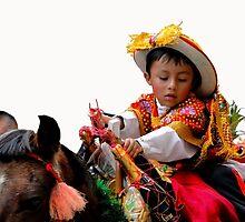 Cuenca Kids 378 by Al Bourassa