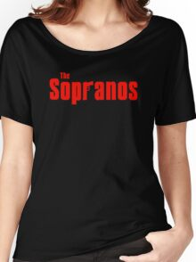 The Sopranos Women's Relaxed Fit T-Shirt