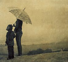 Together in the rain by Errne