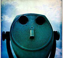Binoculars by Jean-François Dupuis