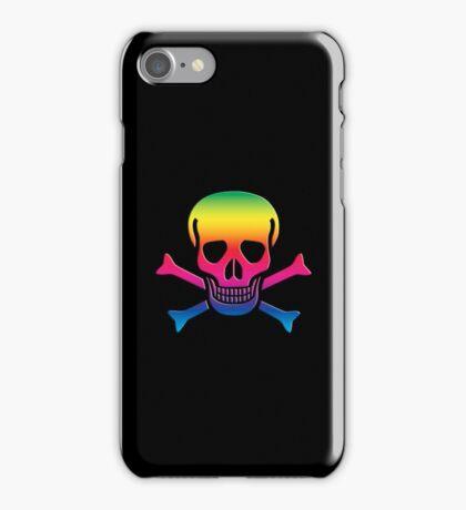 Smartphone Case - Pirate Flag (7) iPhone Case/Skin