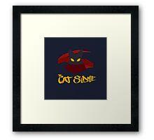 The Cat Sidhe Framed Print