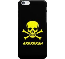 Smartphone Case - Pirate Flag (11) iPhone Case/Skin