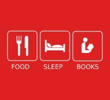 Food Sleep Books Kids Clothes