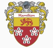 Hamilton Coat of Arms/Family Crest by William Martin