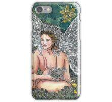 FAIRY NYMPH (1) iPhone Case/Skin