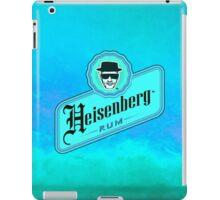 Heisenberg Rum Blue - Breaking Bad iPad Case/Skin