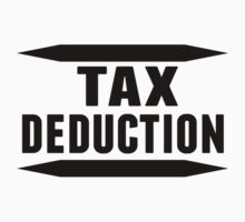 Tax Deduction by ReallyAwesome