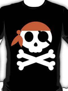 Yo Ho Yo Ho A Pirate's Life For Me T-Shirt