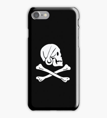 Smartphone Case - Pirate Flag (13) iPhone Case/Skin