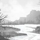Cold Winter by Toma Ovidiu-Iulian
