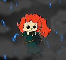 Merida by GummiZombie