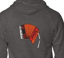 Squeeze This! Zipped Hoodie