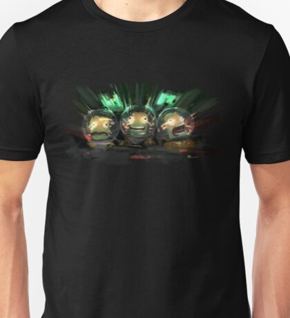 Kerbal Space Program Art Unisex T-Shirt